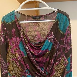 Investments Cowl Neck Blouse